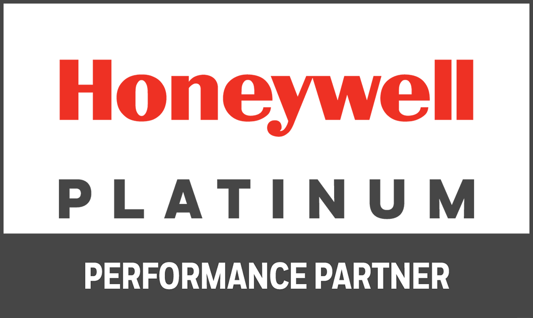 Honeywell Platinum Performance Partner.