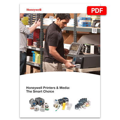 Honeywell Printers and Media: The Smart Choice