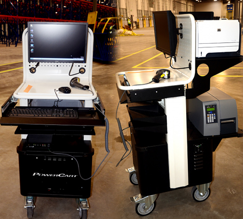 Powercart Mobile Workstations | D1SW