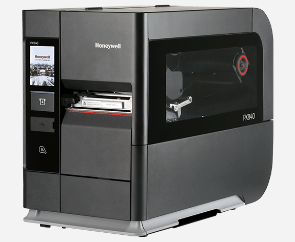 Honeywell PX940 High-Performance Industrial Printer with Integrated Label Verification